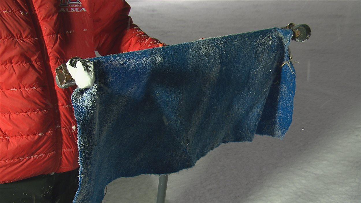La Zamboni artisanale fabriquée par Maxime Goulet