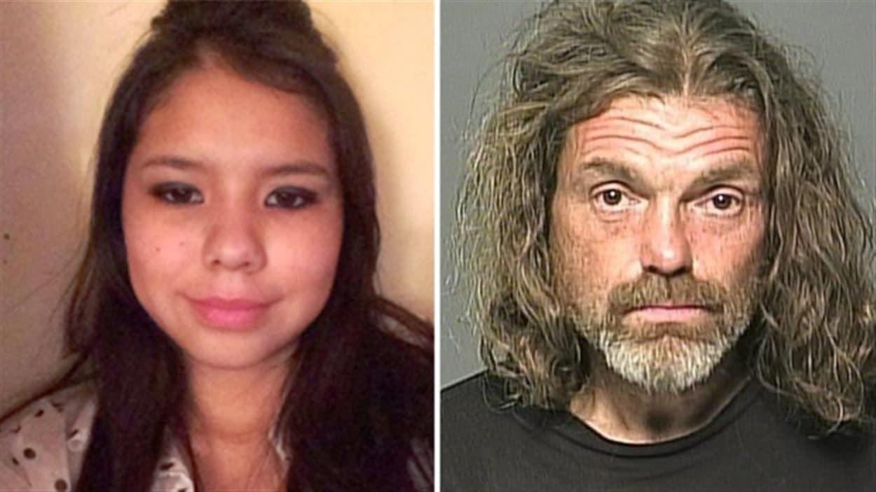Raymond Cormier, 53 ans, est accusé du meurtre non prémédité de Tina Fontaine en 2014.