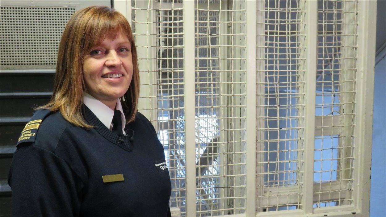 Nathalie Murdock a travaillé durant 20 ans à la prison de Chicoutimi.