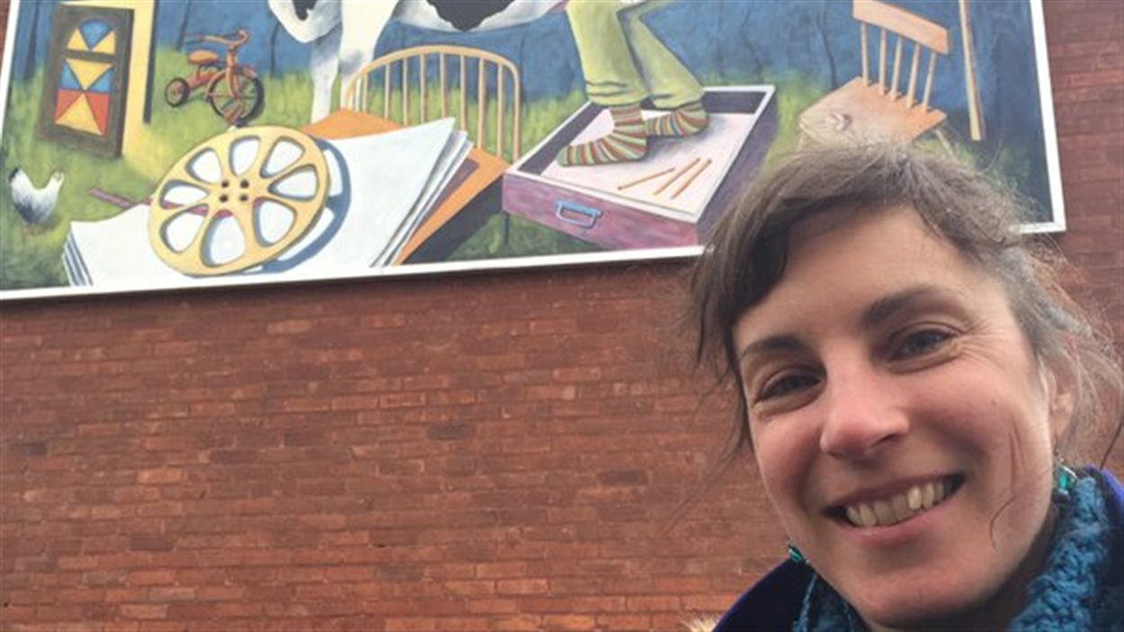 L'artiste Sherbrookoise, Sandra Tremblay