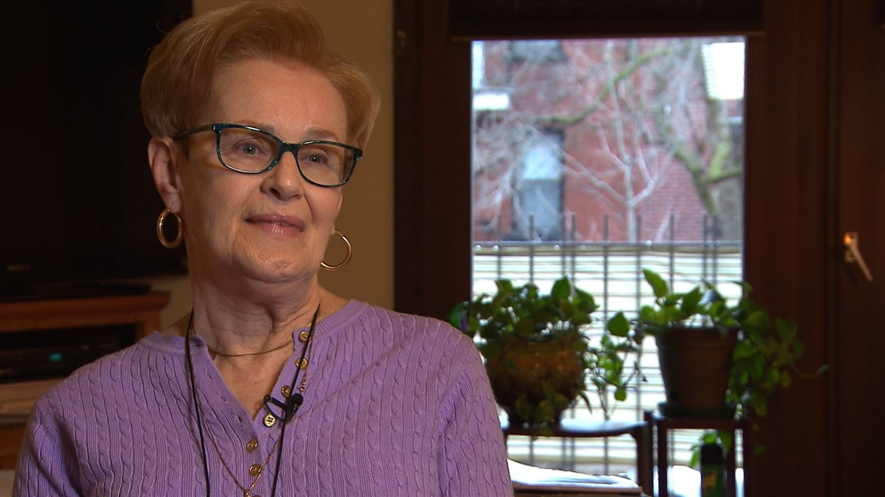 Yolande-Marie Pelletier, 73 ans
