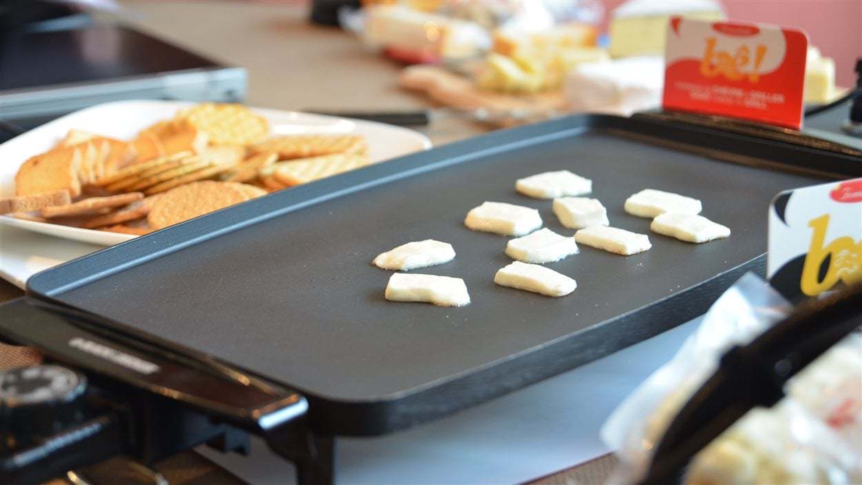 Fromage à griller de Fromabitibi