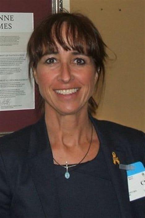 Nancy Roy, directrice générale, Association des familles de personnes assassinées ou disparues.