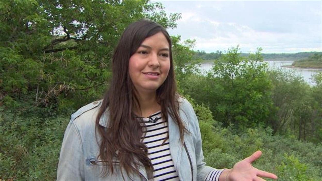 Catherine Lemire nous fait découvrir le parc historique national Wanuskewin.