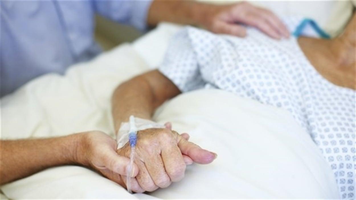 Les soins palliatifs et de fin de vie