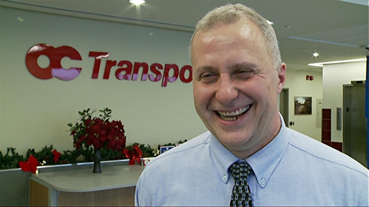 Un chauffeur d'OC Transpo sera récompensé pour son geste.