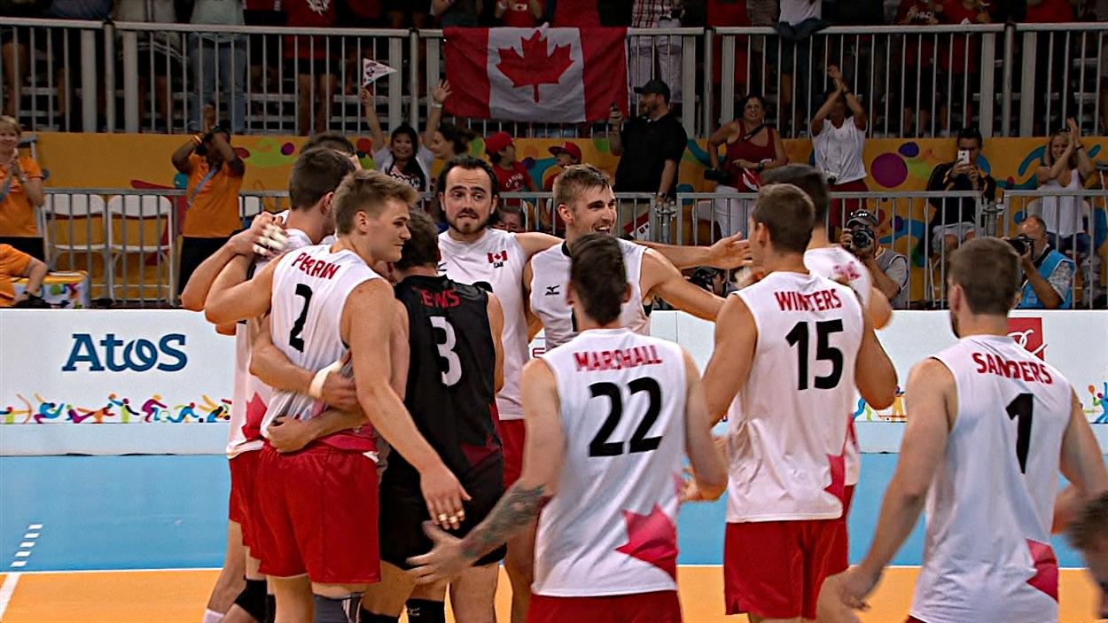 L'équipe canadienne de volleyball sera en quête d'un billet olympique ce week-end à Edmonton