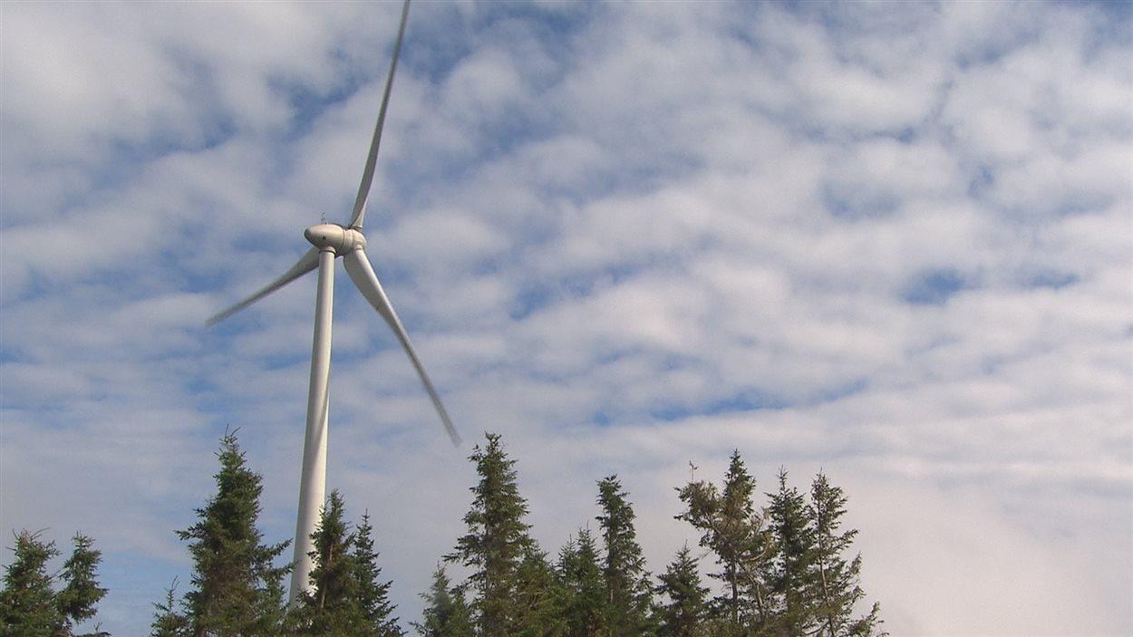 L'industrie éolienne procure 4000 emplois au Québec