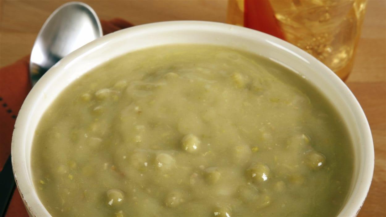 De la soupe aux pois