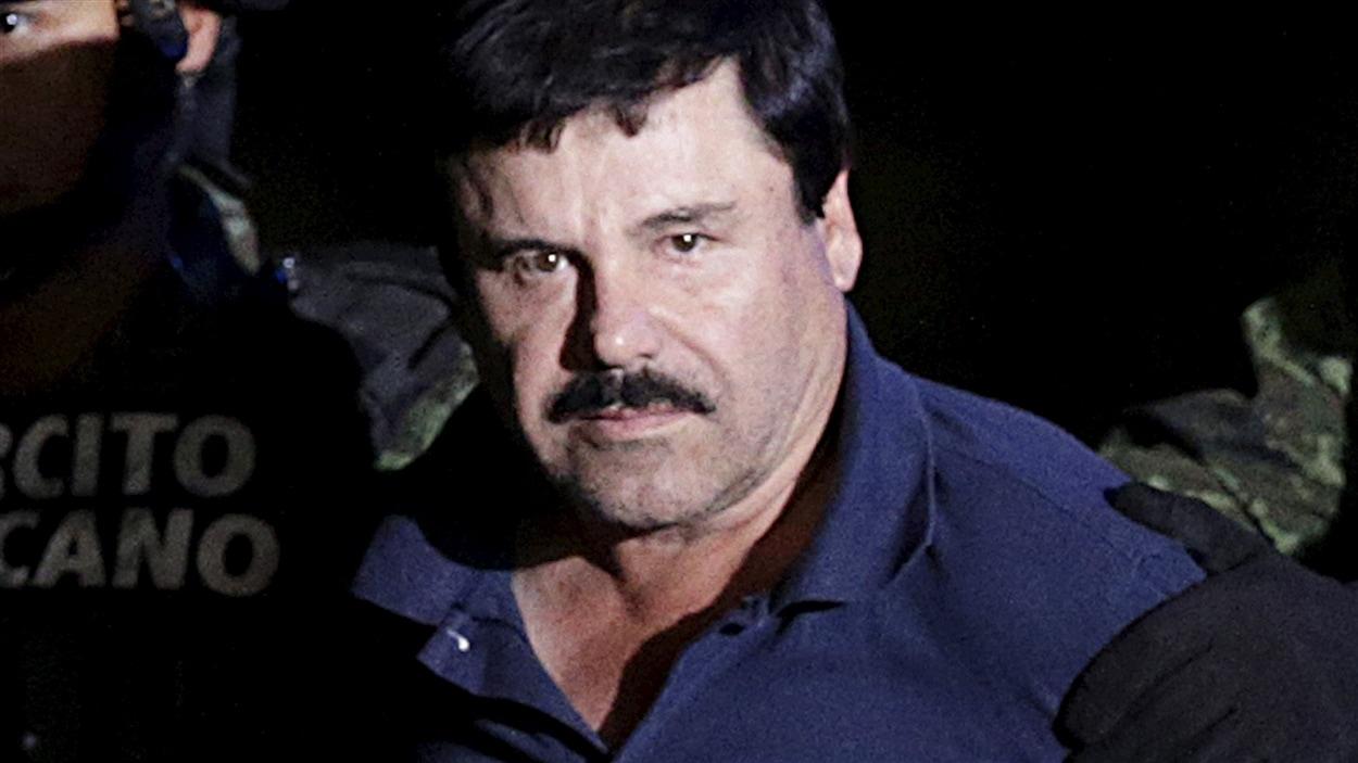 Le narcotrafiquant Joaquin «El Chapo» Guzman