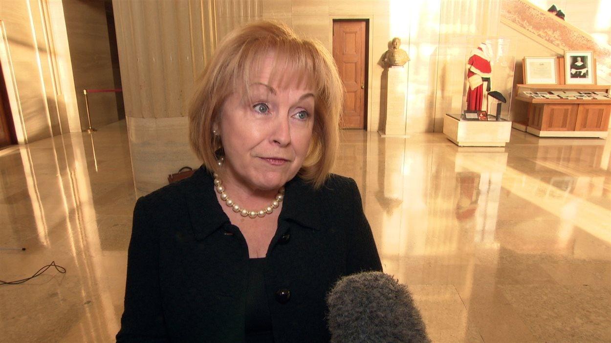 Madeleine Meilleur, Procureure générale de l'Ontario