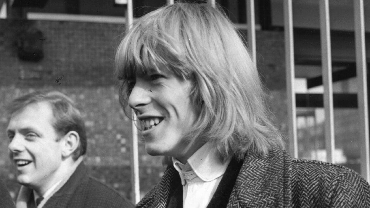 David Jones, avant de devenir la star David Bowie