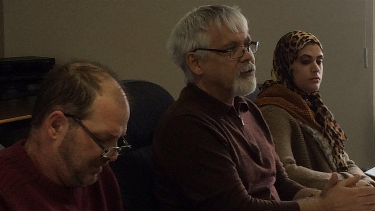Conférence de presse de l'Association des travailleurs et travailleuses accidentés de l'Abitibi-Témiscamingue