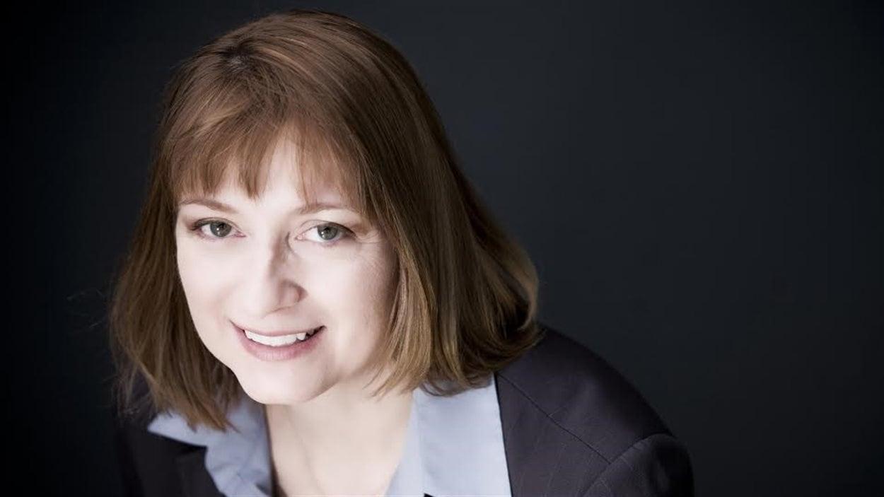 La chercheuse Nancy Galambos.