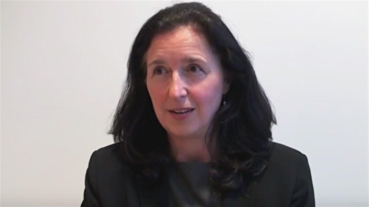 Tricia Smith, présidente du COC