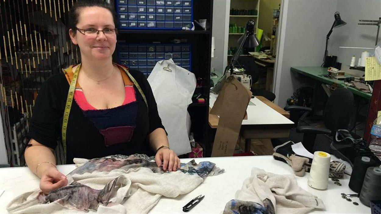 Brenda McBrearty a ouvert sa boutique à Nouvelle en 2012