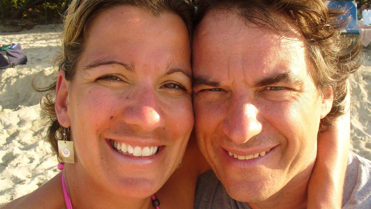 Maude Carrier et Yves Richard