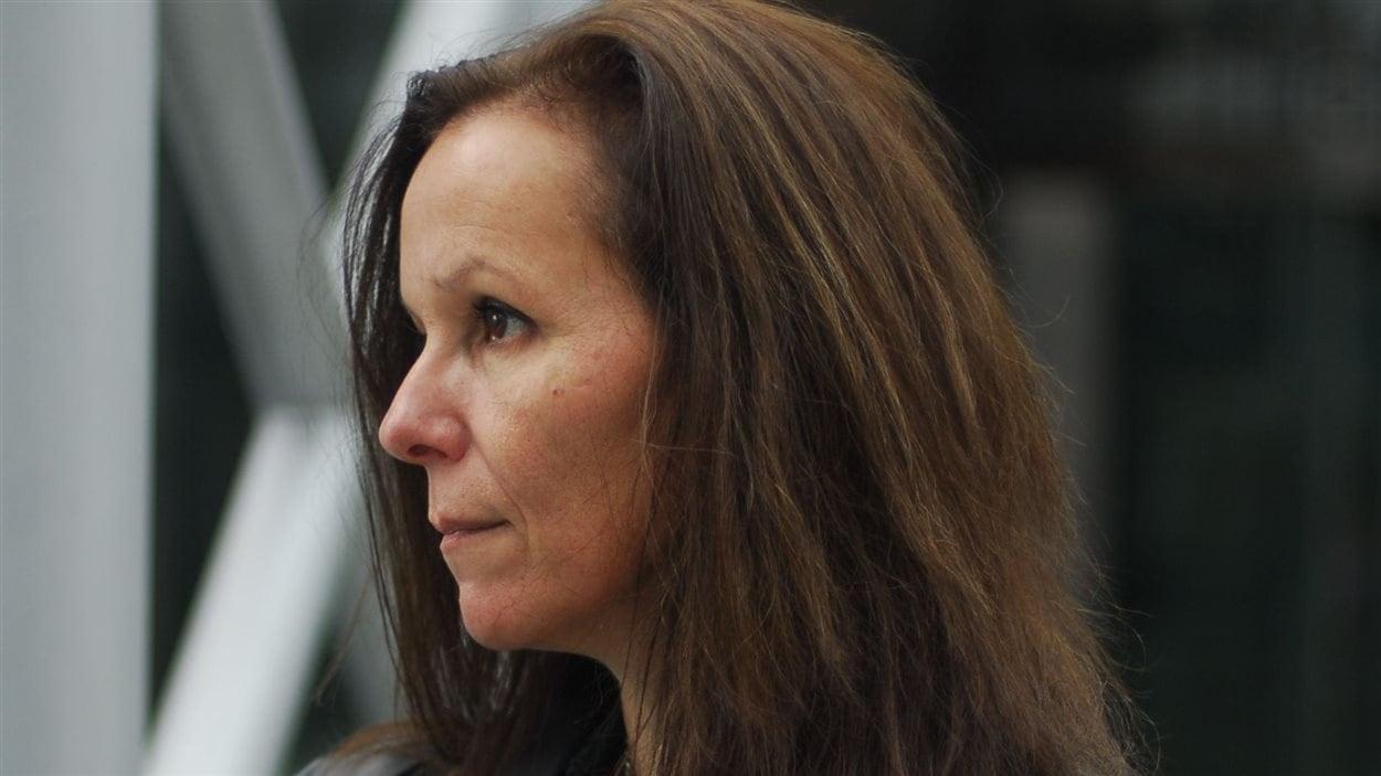 L'auteure Françoise Dupal