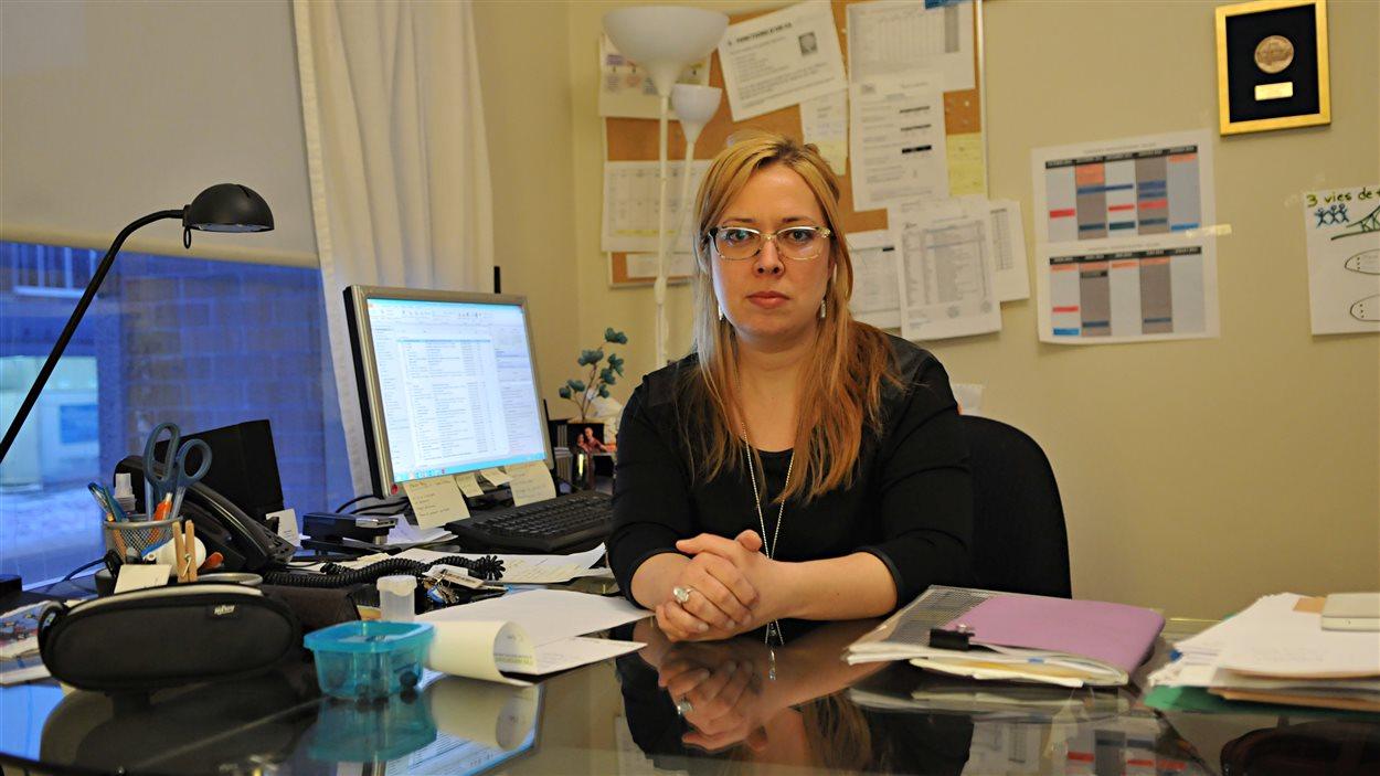 Fabienne Audette, directrice générale de Suicide action Montréal.