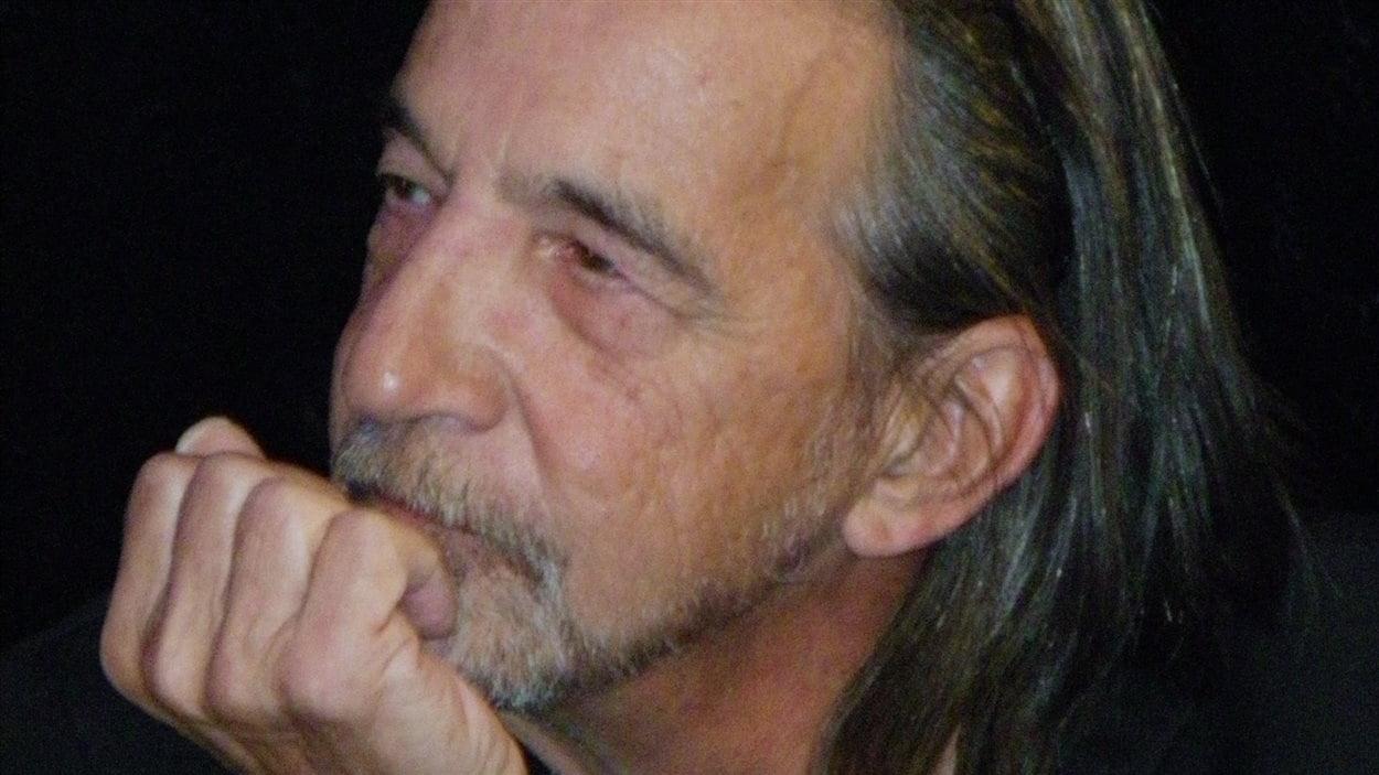 L'auteur Guy Lalancette