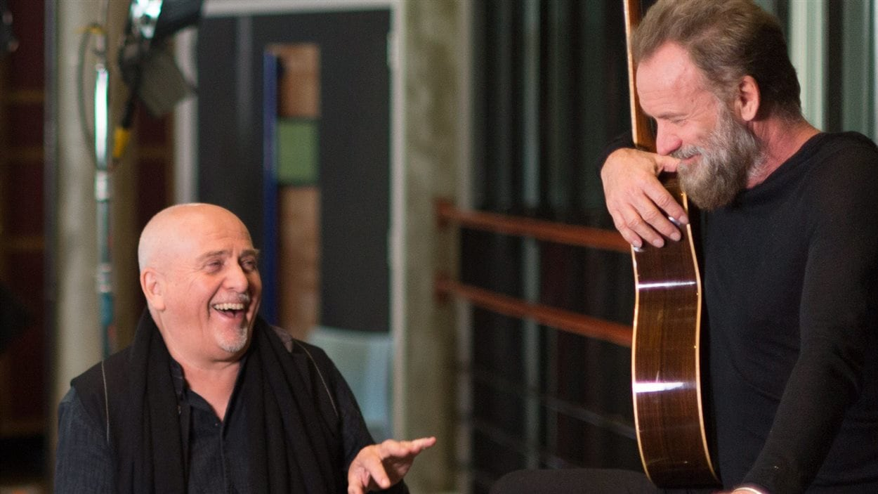 Sting et Peter Gabriel se produiront au FEQ le 7 juillet.