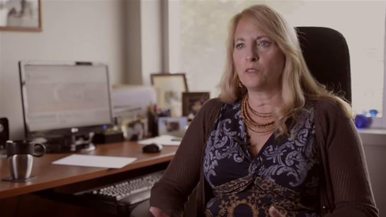 Janice Tranberg, directrice de SaskCanola