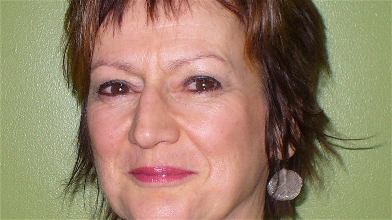 L'auteure Claudine Paquet