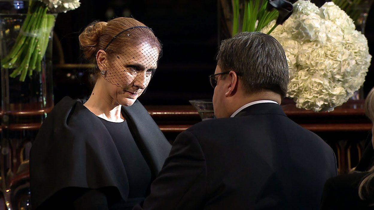 Céline Dion et Denis Coderre