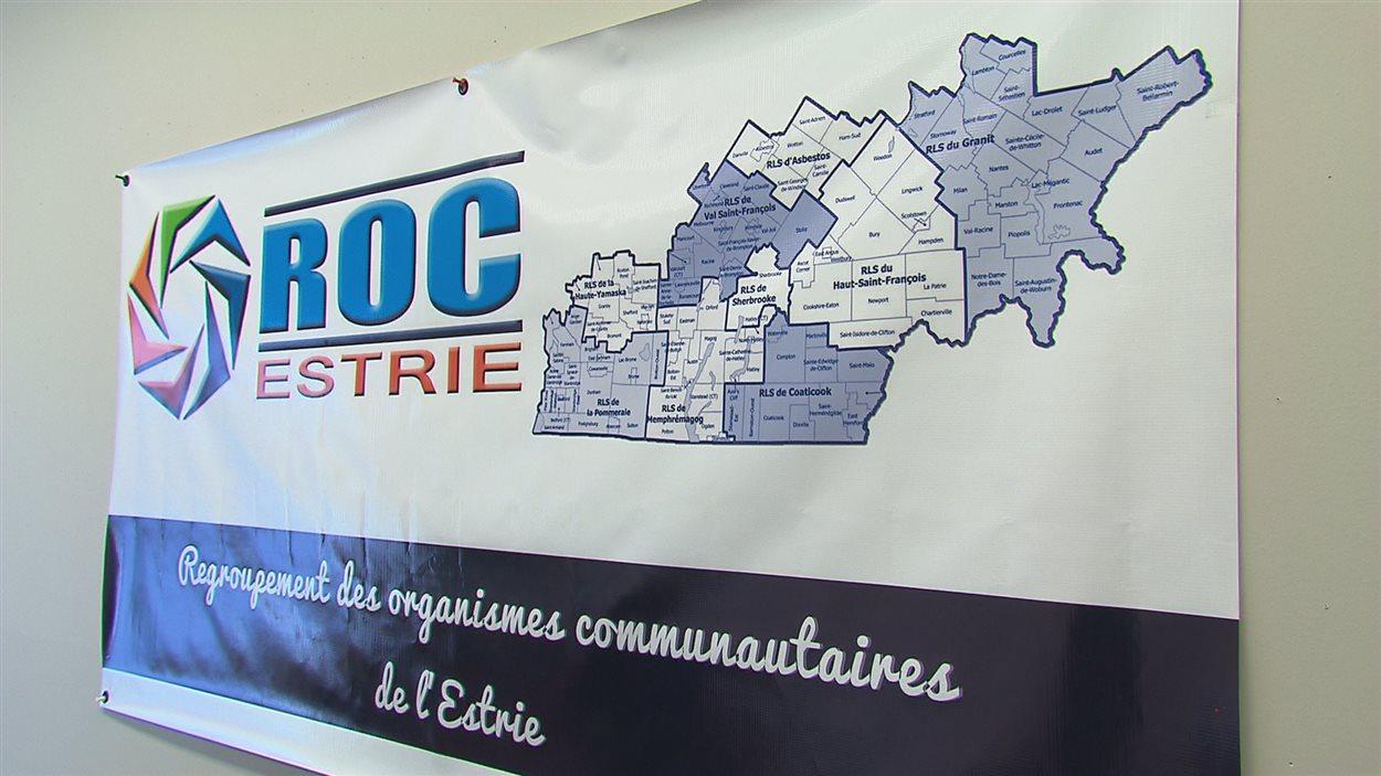 Le Regroupement des organismes communautaires de l'Estrie déçu par Québec