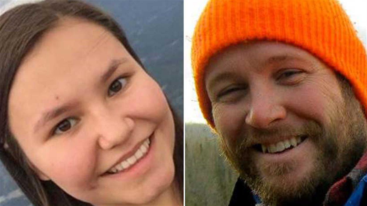 Marie Janvier et Adam Wood sont morts lors de la fusillade à La Loche.