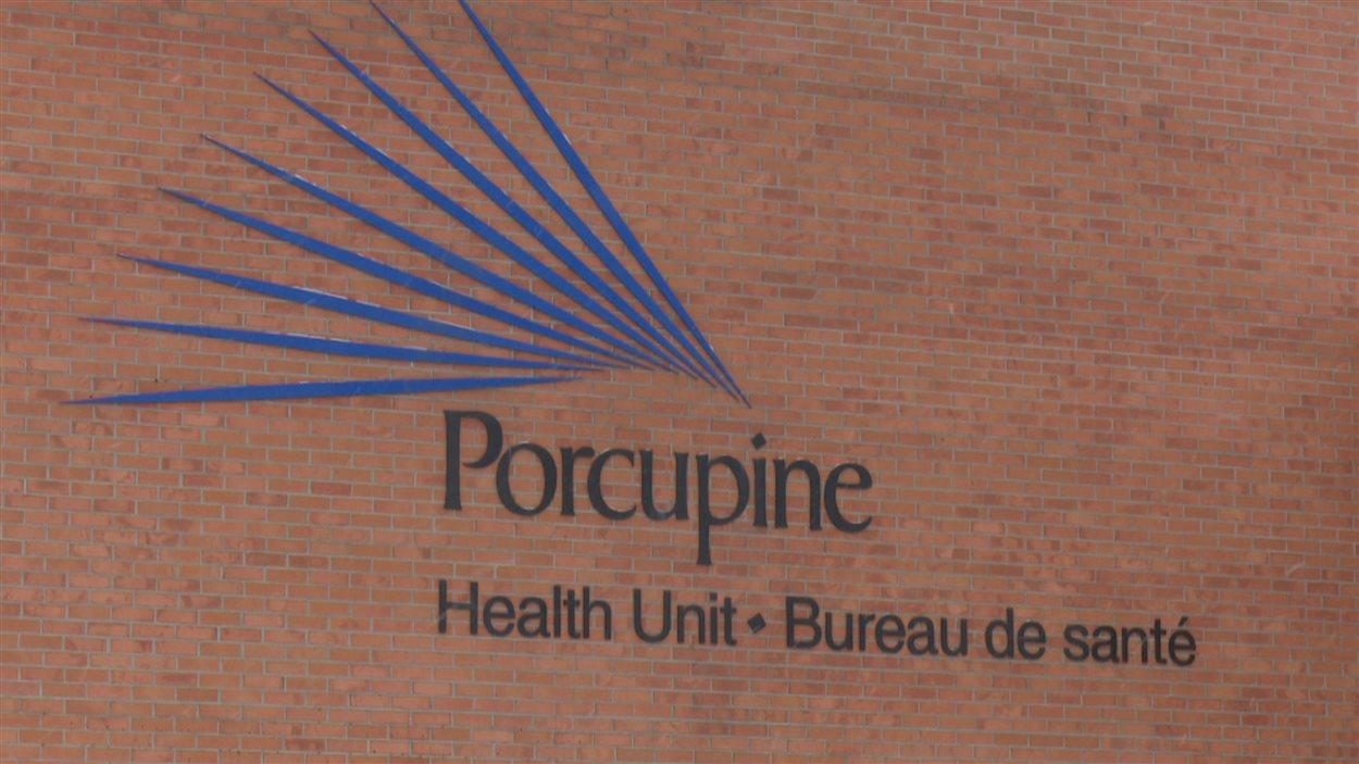 Logo du Bureau de santé de Porcupine