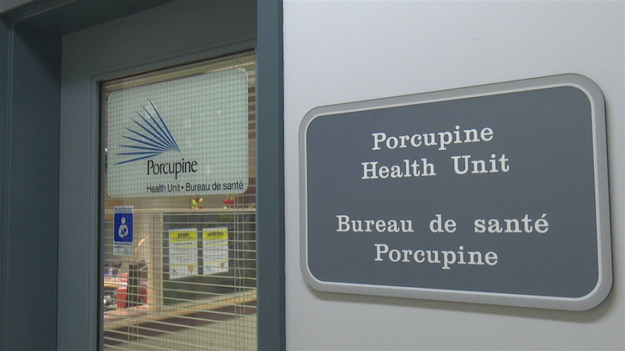 Bureau de santé de Porcupine