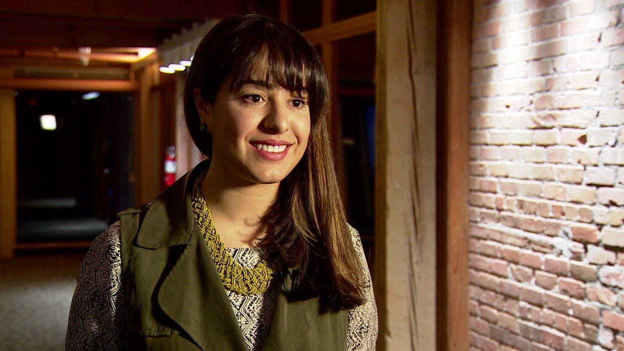 Sarah Hanafi, de la Islamic Family Social Services Association à Edmonton.