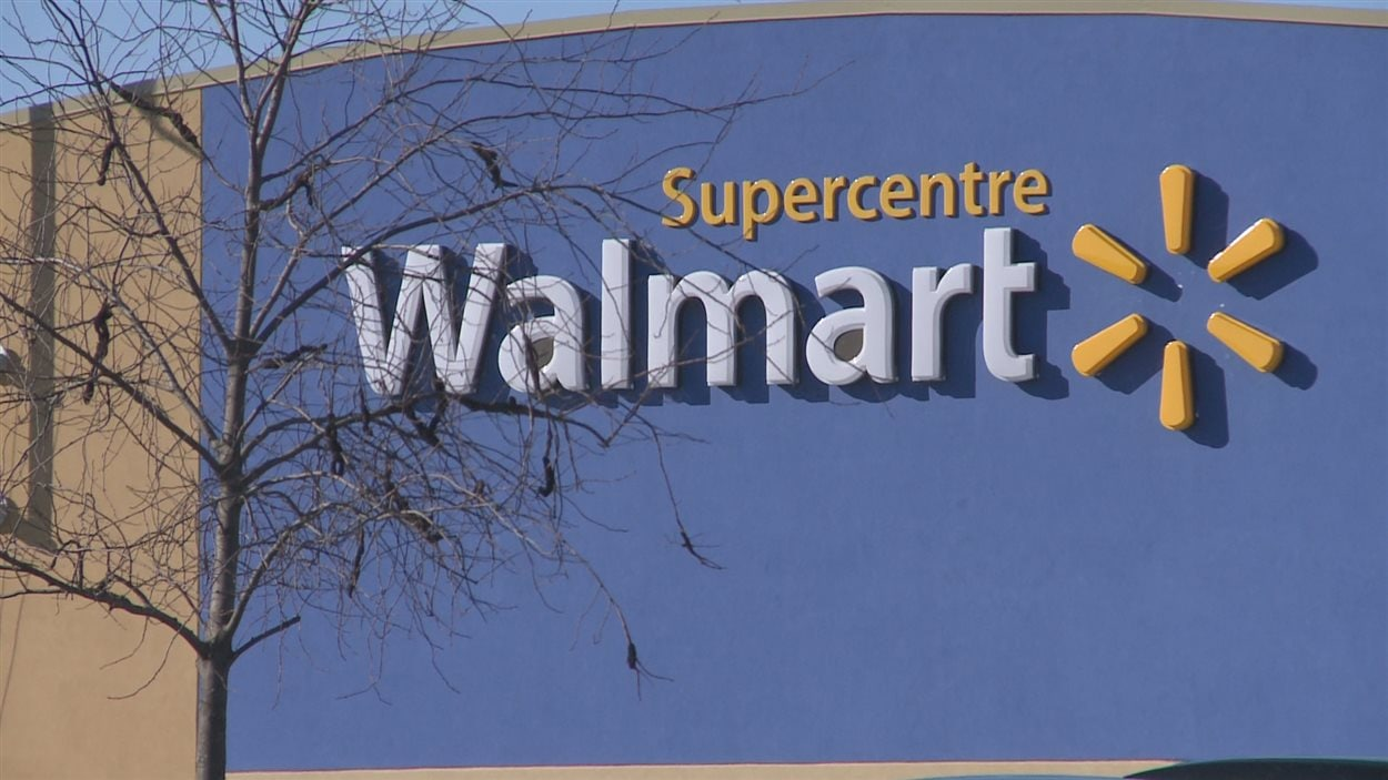 Le magasin Walmart de Drummondville
