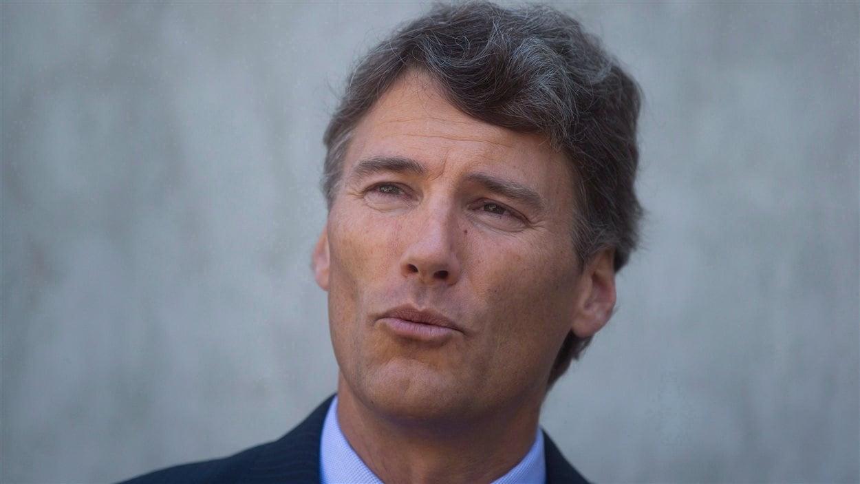 Le maire de Vancouver Gregor Robertson.