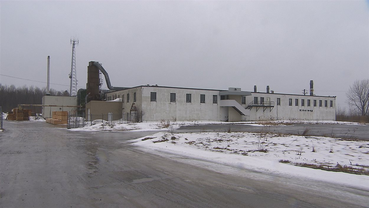 Ancienne usine Shermag