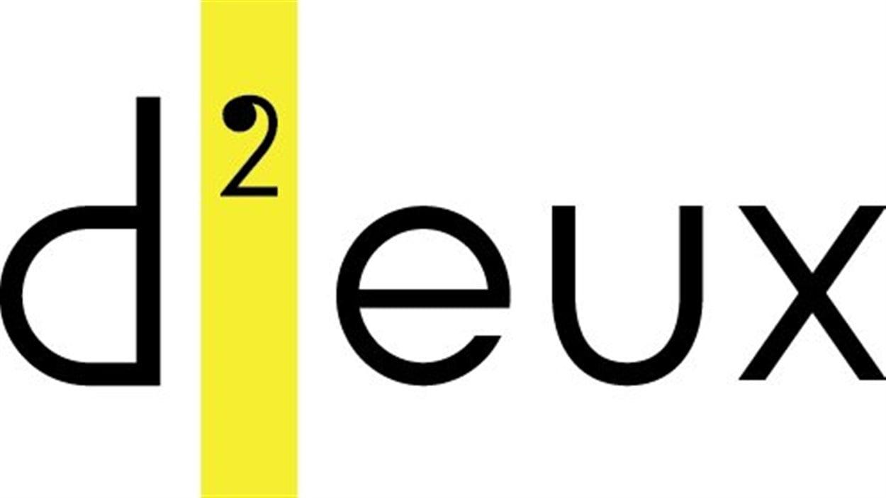 Le logo de la maison d'édition D2eux