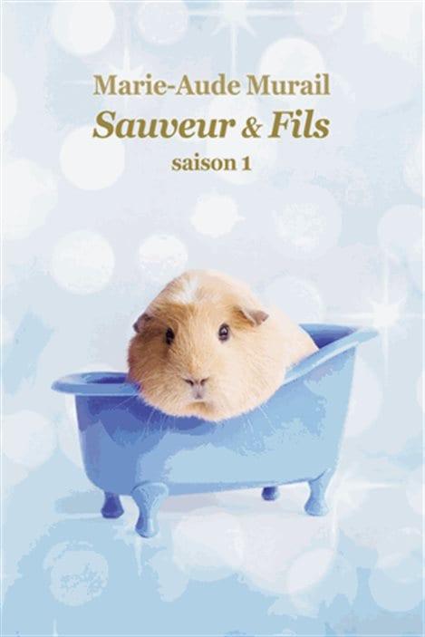 La couverture de «Sauveur et fils» de Marie-Aude Murail