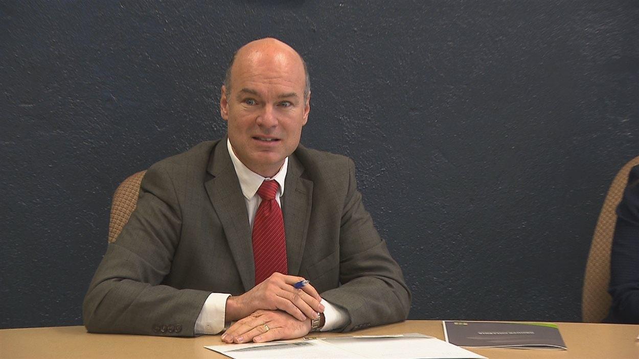 Remi Massé, député fédéral