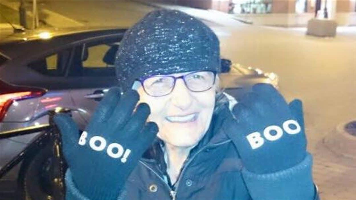 « Madame Bou », une habituée du centre-ville de Sherbrooke