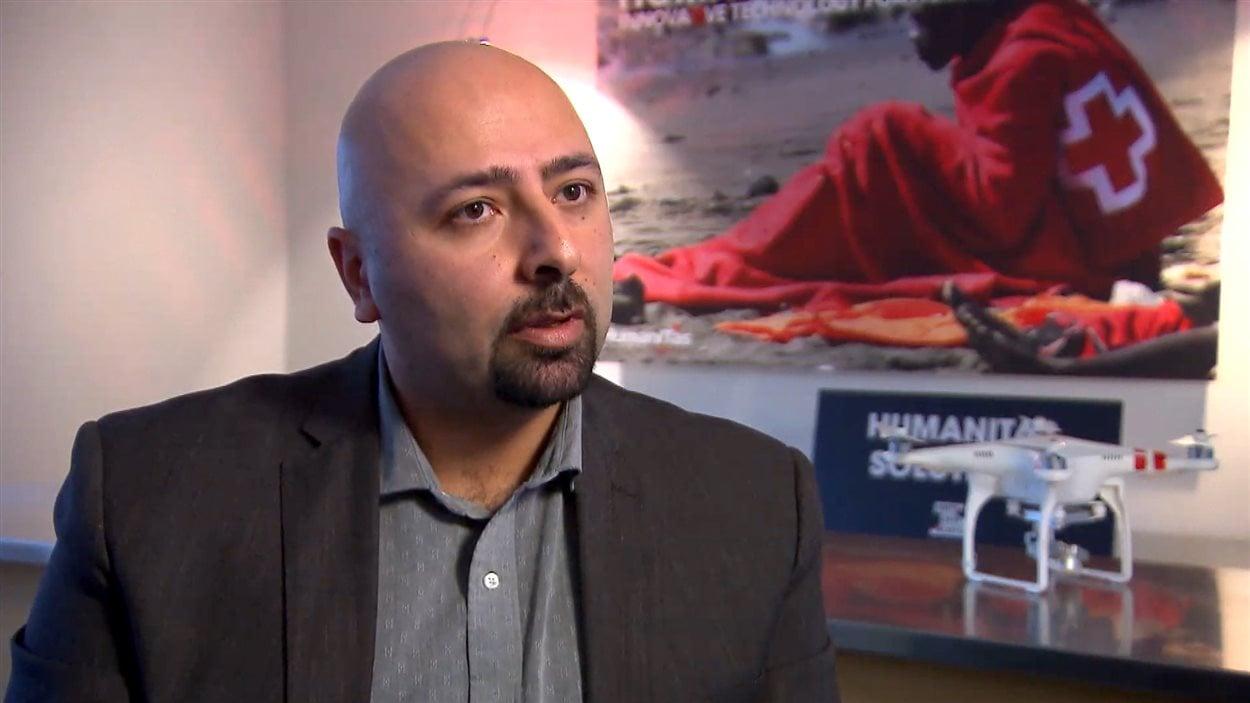 Le médecin Abdo Shabah
