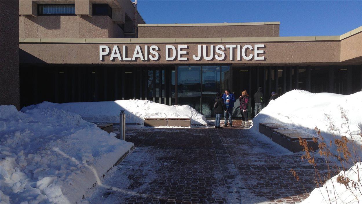 Palais de justice de Percé