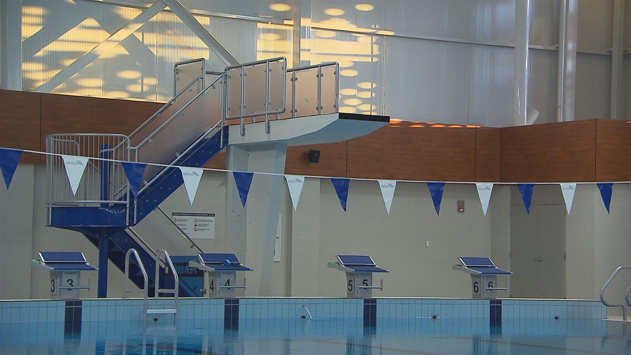 Nouveau complexe aquatique à Sept-Îles.