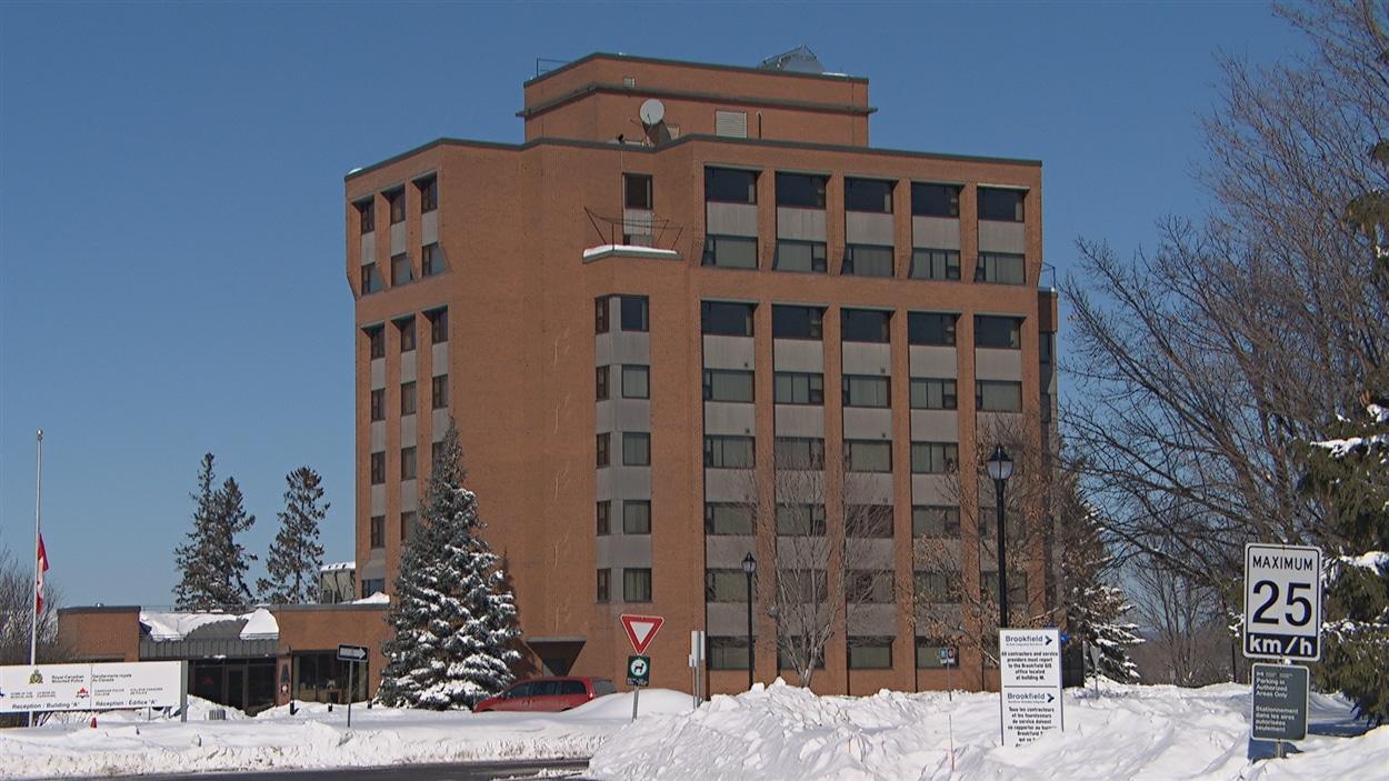 Le Collège canadien de police, à Ottawa.