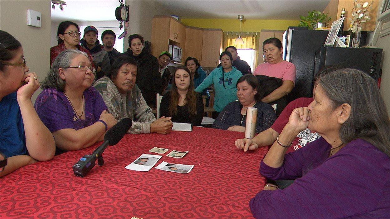 Les familles sont toujours éplorées par la mort des cinq jeunes Atikamekw, en juin 1977.