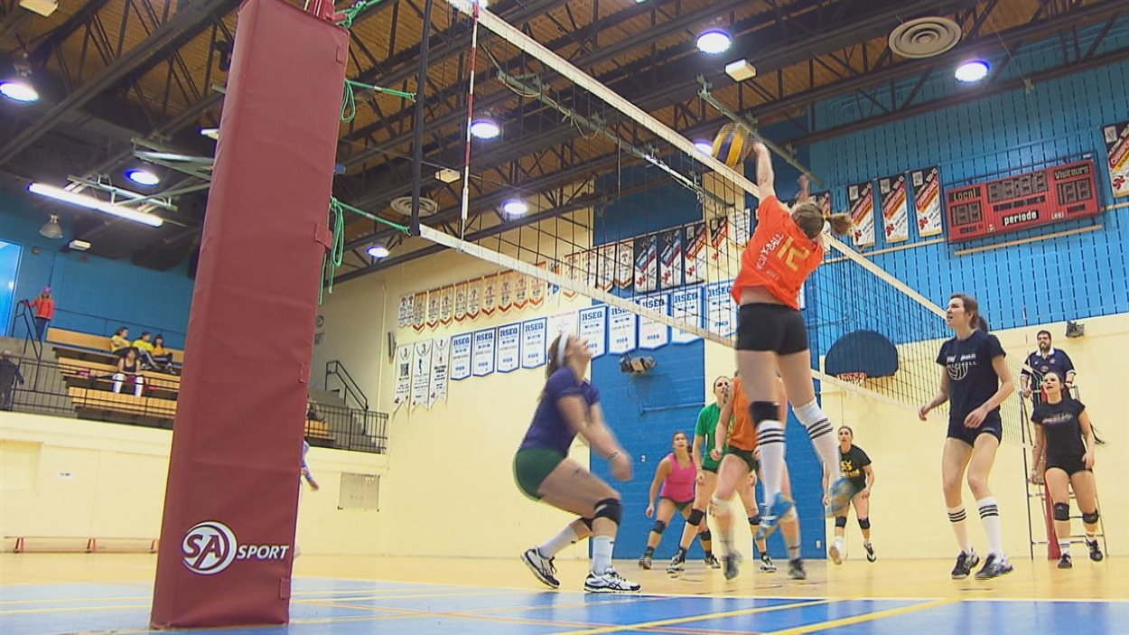Le tournoi de volleyball Orange