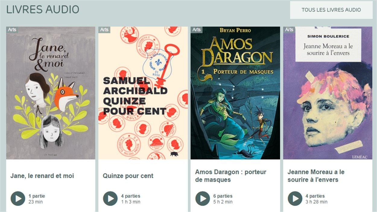 Radio Canada Lance Une Collection De Livres Audio Gratuits