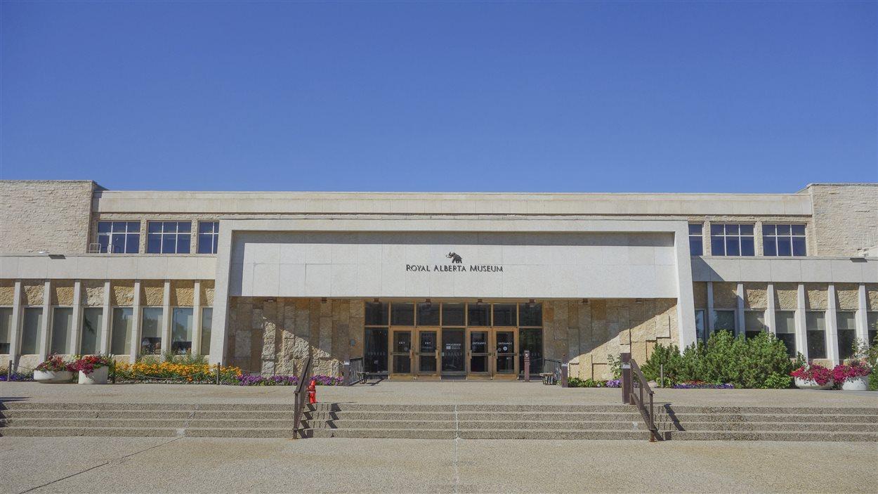 Le musée Royal de l'Alberta