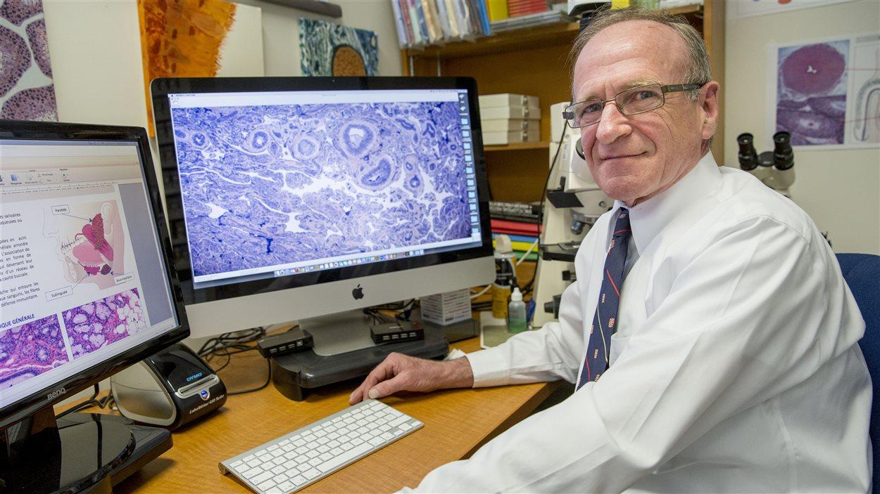 Dr Éric Philippe, professeur titulaire à l'Université Laval