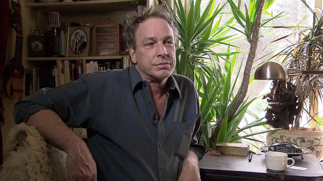 L'auteur Bruno Hébert